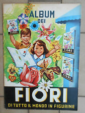 C.E.D. MILANO ALBUM DEI FIORI DI TUTTO IL MONDO IN FIGURINE VUOTO 1966