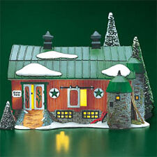 Dept 56 - New England Village - Pennsylvania Dutch Barn