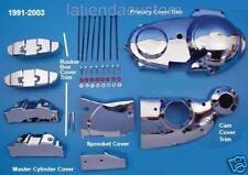 Kit De Tapas Cromadas Motor Para Harley-Davidson® XL®