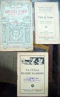 1911 LOTE 3 VOLÚMENES TEATRO GIACINTO SAKATA Y OTRO