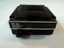 Maxon Radar Detector Black Anti-Falsing Rd-2A Vintage
