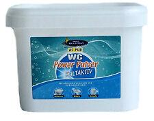 4 kg Aqua Clean WC Power Aktiv Kraftschaum Toiletten Selbstreinigend NEU
