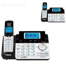 VTech DS6151 DECT 6.0 Two-line Cordless Phone with Digital Answering System NEW