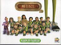 METEGOL EMPTY ALBUM +  4  ENVELOPES STICKER ARGETINA  SD ARGENTINA