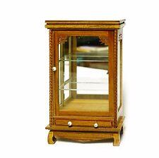 Small thai cabinet wooden storage vintage teak larder craft cupboard furniture