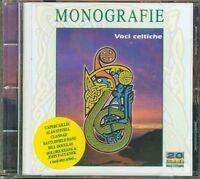 Monografie Voci Celtiche - Alan Stivell/Capercaillie/Clannad Cd Ottimo