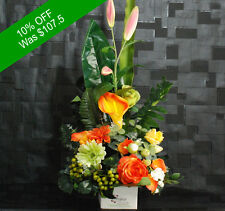 Artificial Flowers- Brighten  Arrangement - for Home Decor or Gifting