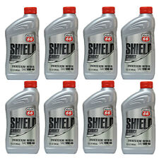 Synthetic Blend 10W40 Motor Oil 8 Quarts In Case PHILLIPS 66 Shield Defense