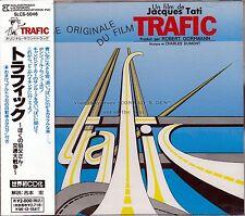 Charles Dumont JACQUES TATI'S TRAFIC soundtrack Japan SLC CD out of print