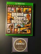 New Grand Theft Auto V 5 Premium Edition Xbox One Xb1 Sealed Fast Shipping!