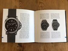 Book Book OFFICINE PANERAI Watches of Leyenda - Giampiero Negretti - Spanish