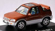 Toyota RAV4 Cabrio SXA10/11/15/16 SUV 1994-98 1:72 braun brown metallic