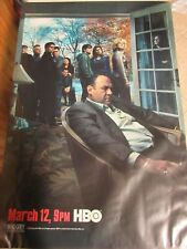The Sopranos Poster for sale | eBay