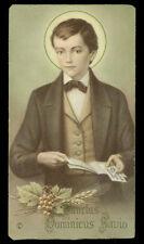 santino-holy card ediz. NB**** n.1016 S.DOMENICO SAVIO