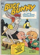 Bugs Bunny Four Color Comic Book #317 Dell Comics 1951 FINE+
