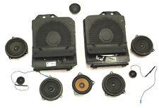 BMW F31 Zentralbass HIFI-SYSTEM Soundsystem Lautsprecher Set 9210150 9210149
