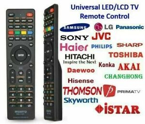 Universal TV Remote Control LCD/LED For Sony/Samsung/Panasonic/TCL/LG/Soniq AU