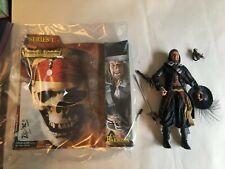 NECA Pirates of the Carribean - Curse Black Pearl Series 1-Capt. Barbossa