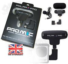 Polar Pro Pro Mic-GoPro Kit de micrófono para Pro HERO 2 3 GoPro Go 3+ 4 PMIC - 234