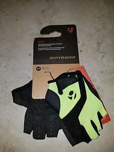 Bike Gloves Bontrager Sport Gloves YELLOW SMALL 4
