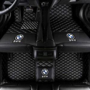 For BMW i3 i8 X1 X2 X3 X4 X5 X6 X7 NEW Floor mats GENUINE 2001-2021 New