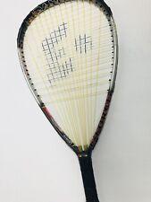 "E-Force Danger Racquetball Racquet 22"" Long String for More Power - Launch Pad"