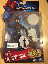 Marvel legends amazing spider-man movie Mile Morales Walmart exclusive MISB
