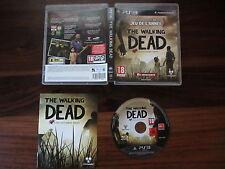 THE WALKING DEAD        SAISON 1        -----     pour PS3