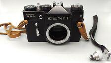 ****1978 USSR Soviet ZENIT TTL Vintage Film Camera M42 Mount LIGHT METER TESTED.