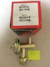 AMGAUGE MURRAY #277604 EVERCO H  #1945  Heater Control Valve