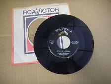 HARRY BELAFONTE once was / jamaica farewell 6663  RCA    45