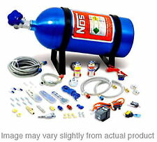 NOS05131 NOS NITROUS OXIDE KIT UNIVERSAL Suits ANY ENGINE - Extra 75-125 HP !!!