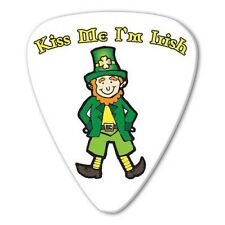 5 x Grover Allman World Country Series Ireland - Kiss Me I'm Irish Guitar Picks
