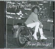 Whitney Houston-I'm your Baby Tonight CD
