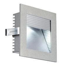 Lámpara de pared de iluminación de pared de interior de aluminio color principal gris