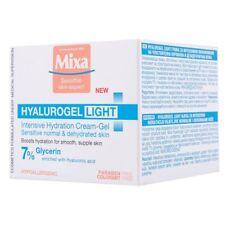Mixa Hyalurogel Intensive Hydration Cream Gel for Normal Dehydrated Skin 50ml