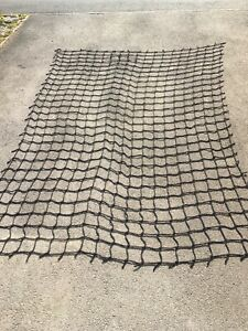2.5m By 2m cargo  net 4tree play house den climbing frame slide safety