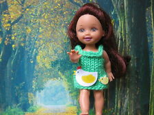 shelly kelly barbie tommy Puppenkleider  Puppenstube Handarbeit Ostern