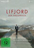 Lifjord - Der Freispruch: Die komplette erste Staffel [3 DVDs](NEU/OVP)