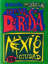 Hervé Di Rosa Dirosa magazine N°6 / livre d'art
