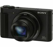 Sony Cyber-shot DSC-HX90 18MP Digital Camera - Black