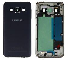 Cache Batterie + Chassis Samsung Galaxy A 3 ( 2015 ) - A 300 F -  Noir