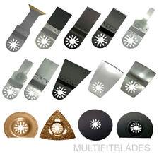 14pc Oscillating Tool Variety Blade Set- Chicago Electric Multi Tool Compatible