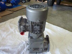 NORD SK 71L/4CUS  SK02050AFH-71L/4 CUS Inverter Duty Motor NOS