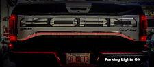 2017 Ford Raptor Custom Illuminated Tailgate Plate