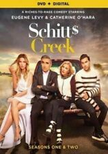 Schitt's Creek Seasons One & Two 4 DVD Set Season 1 2