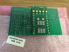 THERMAL CARE 807A013U03 PC BOARD ASSEMBLY W/ KEYPAD DISPLAY AQUATHERM CONTROLLER