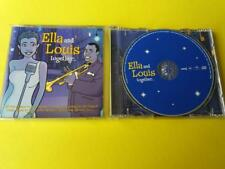 Ella Fitzgerald - Ella & Louis Together (2004) 15 TRACKS (UCJ)