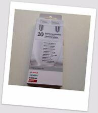 Original Reinigungstabletten Bosch 10 Stück a´2,2gr ArtNr.: 00310575 / 00311769