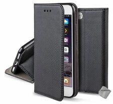 Housse etui coque pochette portefeuille pour Apple iPhone 7 + film ecran